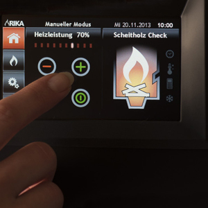 Display Touch Screen RIKA