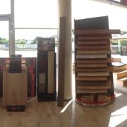Sala mostra pavimenti in Legno e laminato Caerano San Marco Treviso TV