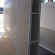 Sala mostra pavimenti Caerano San Marco Treviso TV